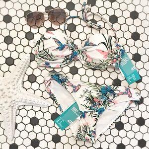 Exotic Floral Bikini